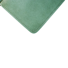 Fairway Green, Full Grain Leather Scorecard Holder