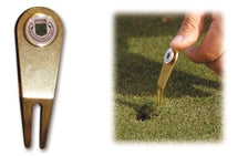 Divot Tool With Ball Marker