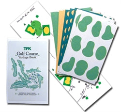 Yardage Book Kit