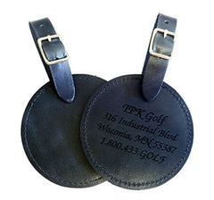 Golf Bag Tag - Round