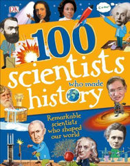 100 Scientists Who Made History - BOOKS FIRST ~ Mad About Books