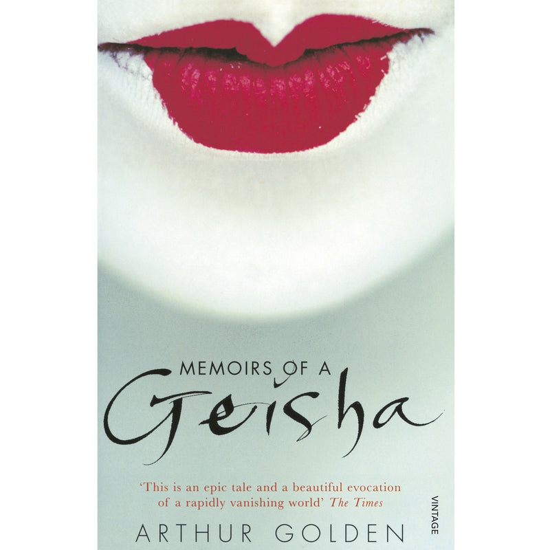 MEMOIRS OF A GEISHA - BOOKS FIRST ~ Mad About Books