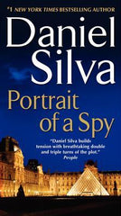 PORTRAIT OF A SPY - BOOKS FIRST ~ Mad About Books