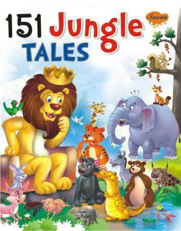 151 Jungle Tales Book (Paperback) - BOOKS FIRST