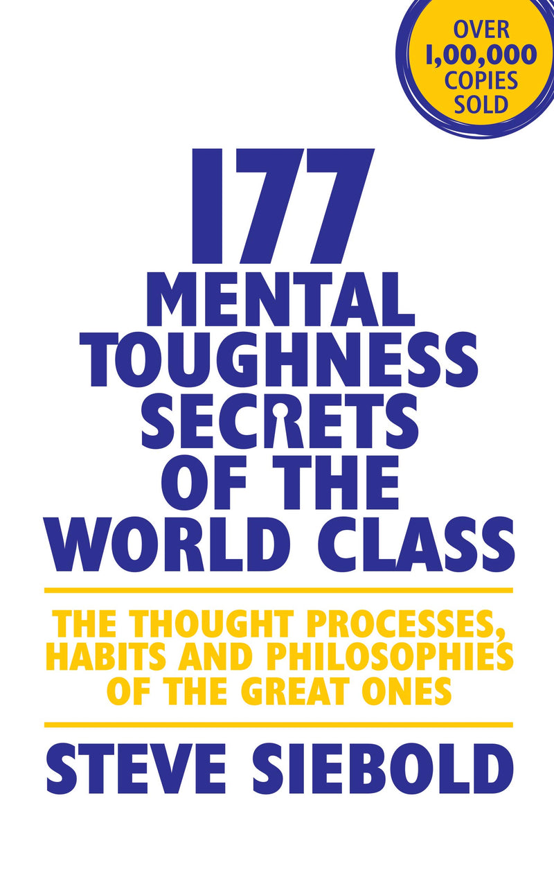 177 Mental Toughness Secrets of the World Class - BOOKS FIRST