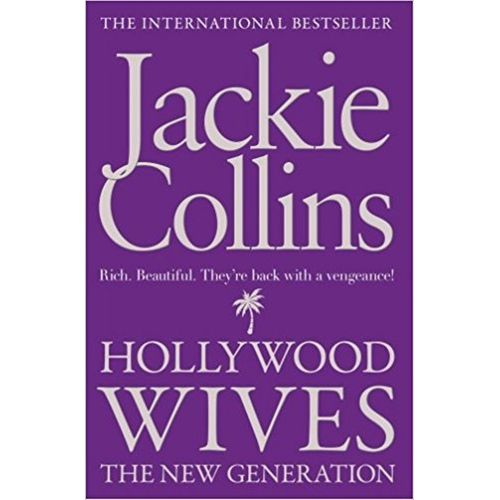 HOLLYWOOD WIVES - BOOKS FIRST ~ Mad About Books