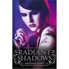 Radiant Shadows (Wicked Lovely) - MELISSA MARR - BOOKS FIRST ~ Mad About Books