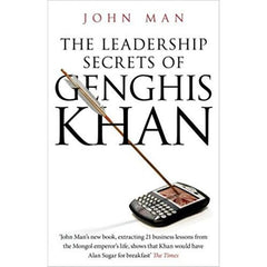 The Leadership Secrets of Genghis Khan - BOOKS FIRST ~ Mad About Books