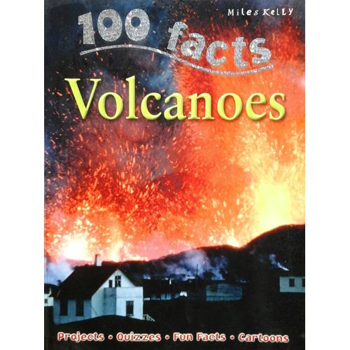 100 FACTS - VOLCANOES - BOOKS FIRST ~ Mad About Books