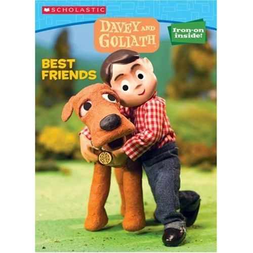 Davey & Goliath Color & Activity #1.:Best Friends:Janet Hal.. - BOOKS FIRST ~ Mad About Books