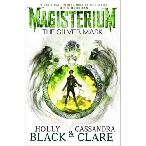 MAGISTERIUM: THE SILVER MASK - BOOKS FIRST ~ Mad About Books