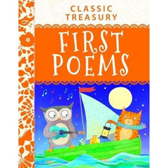 CLASSIC TREASURY: FIRST POEMS - BOOKS FIRST ~ Mad About Books