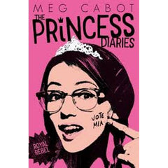 PRINCESS DIARIES-06 ROYAL REBEL - MEG CABOT - BOOKS FIRST ~ Mad About Books