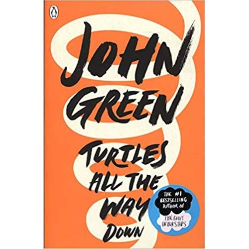 TURTLES ALL THE WAY DOWN - BOOKS FIRST ~ Mad About Books