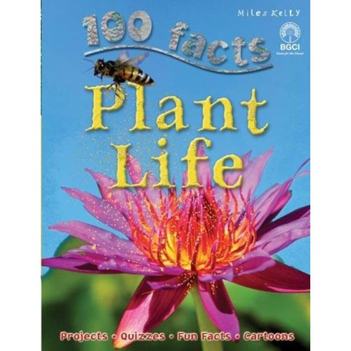 100 FACTS - PLANT LIFE - BOOKS FIRST ~ Mad About Books