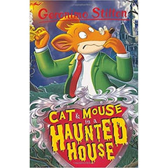 Cat and Mouse in a Haunted House - Geronimo Stilton - BOOKS FIRST ~ Mad About Books