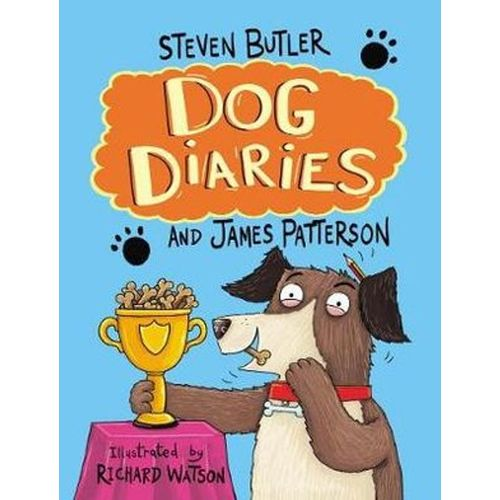 DOG DIARIES - BOOKS FIRST ~ Mad About Books