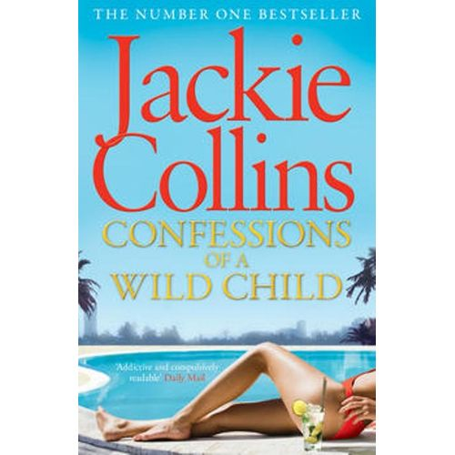 CONFESSIONS OF A WILD CHILD - BOOKS FIRST ~ Mad About Books