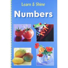 Learn & Shine: Numbers - BOOKS FIRST ~ Mad About Books