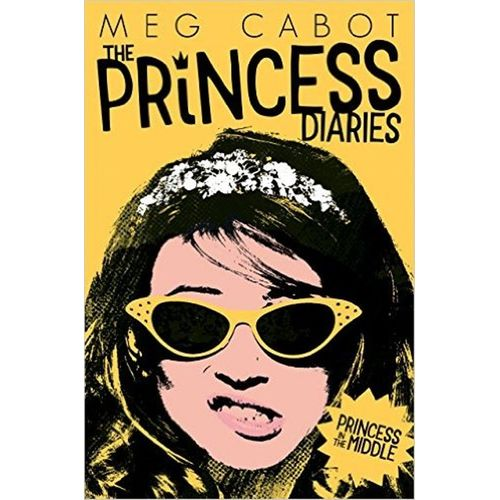 Princess Diaries- 03: Princess in the Middle -MEG CABOT - BOOKS FIRST ~ Mad About Books