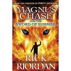MAGNUS CHASE AND THE SWORD OF SUMMER - BOOKS FIRST ~ Mad About Books