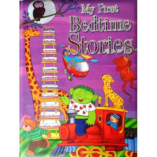 My First Bedtime Stories : North Parade Publishing - BOOKS FIRST ~ Mad About Books