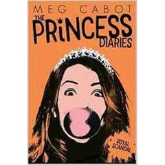 Princess Diaries- 08: Royal Scandal - Meg Cabot - BOOKS FIRST ~ Mad About Books