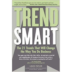 TrendSmart: The 21 Trends That Will Change the Way You Do Business - BOOKS FIRST ~ Mad About Books