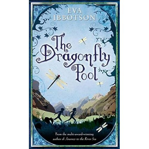 The Dragonfly Pool - BOOKS FIRST ~ Mad About Books