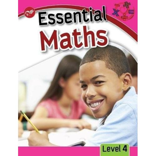 ESSENTIAL MATHS: LEVEL 4 - BOOKS FIRST ~ Mad About Books