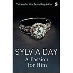 A PASSION FOR HIM - BOOKS FIRST ~ Mad About Books