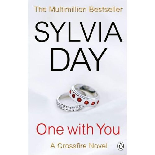 ONE WITH YOU THE CROSSFIRE SERIES : BOOK 5. - BOOKS FIRST ~ Mad About Books