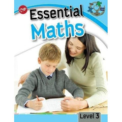 ESSENTIAL MATHS: LEVEL 3 - BOOKS FIRST ~ Mad About Books