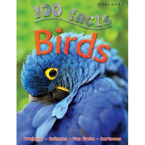 100 FACTS - BIRDS - BOOKS FIRST ~ Mad About Books