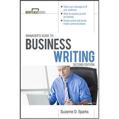 Manager's Guide To Business Writing - BOOKS FIRST ~ Mad About Books