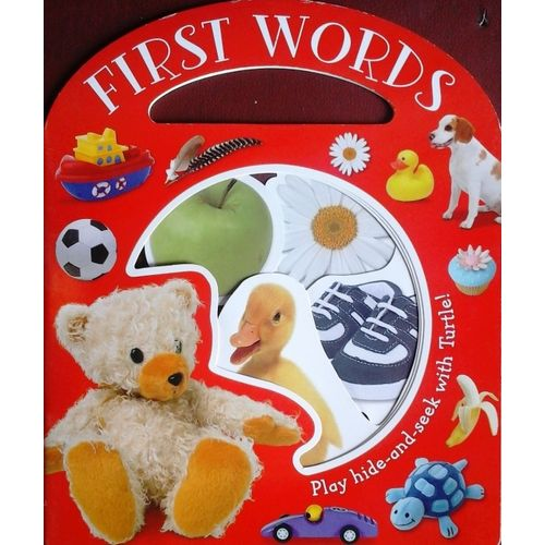 BUSY WINDOWS FIRST WORDS - BOOKS FIRST ~ Mad About Books
