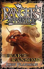 Erak's Ransom (Ranger's Apprentice Book 7) - BOOKS FIRST ~ Mad About Books