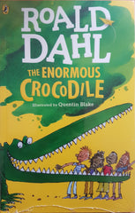 The Enormous Crocodile - BOOKS FIRST ~ Mad About Books