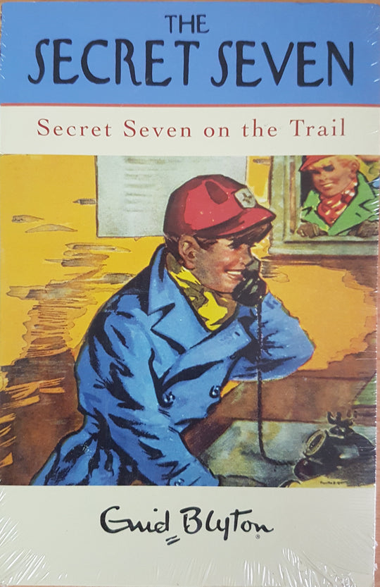 Secret Seven #4 On The Tr