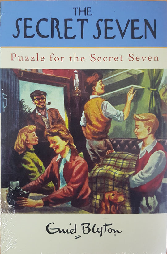 Secret Seven Puzzle For The