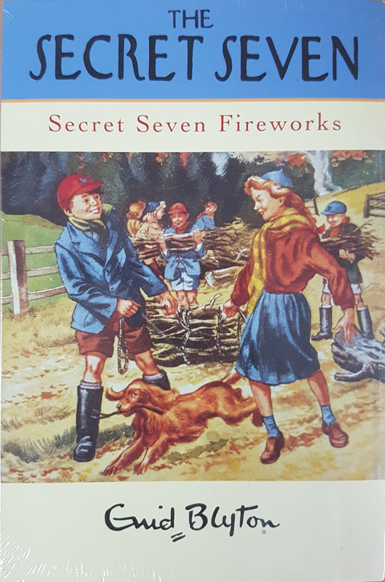 Secret Seven Fireworks #11
