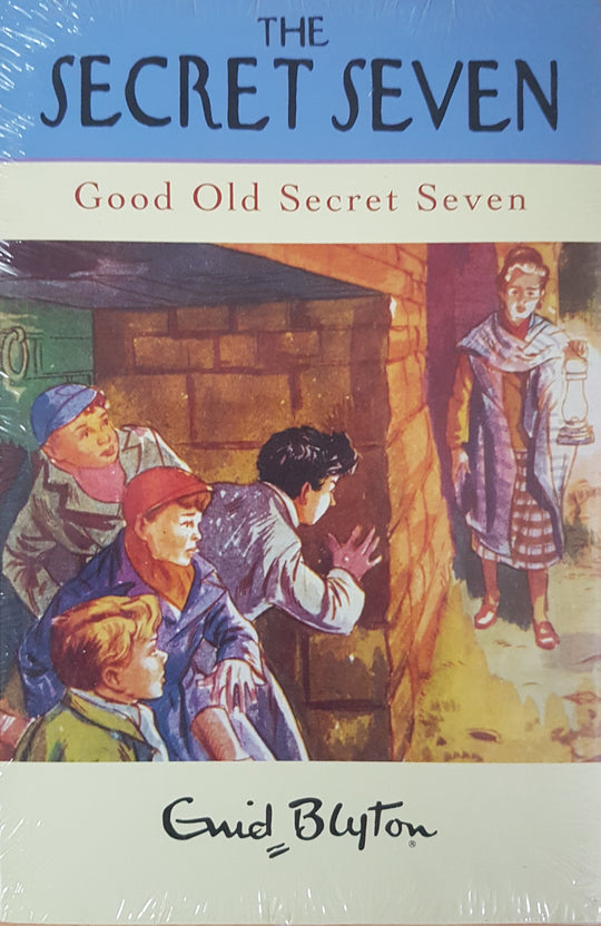 Good Old Secret Seven #12