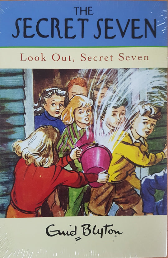 Secret Seven Look Out, Secr