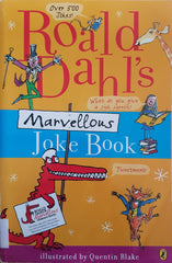 Marvellous Joke Book - BOOKS FIRST ~ Mad About Books