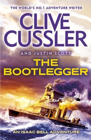 THE BOOTLEGGER - BOOKS FIRST ~ Mad About Books