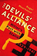 The Devils' Alliance: Hitler's Pact with Stalin, 1939-1941 - BOOKS FIRST ~ Mad About Books