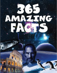 365 AMAIZING FACTS - BOOKS FIRST ~ Mad About Books