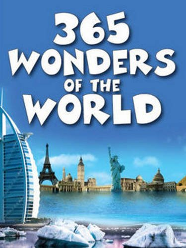 365 WONDERS OF THE WORLD - BOOKS FIRST ~ Mad About Books