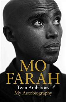 MO FARAH- Twin Ambitions - BOOKS FIRST ~ Mad About Books