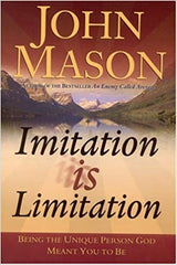 Imitation Is Limitation - BOOKS FIRST